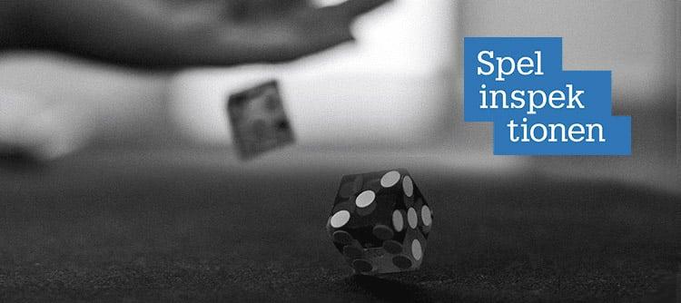 Två spelbolag straffas av Spelinspektionen