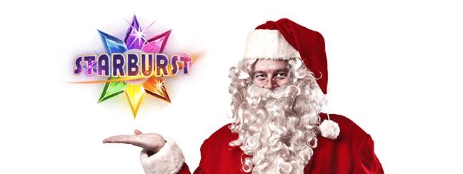 Tidiga julklappar från 24hBet – allt från gratissnurr till dubbla vinster