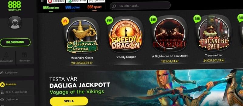Nytt samarbete mellan spelleverantör och casinosajt