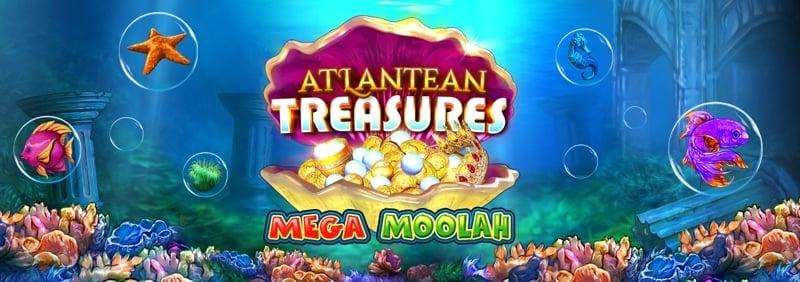 Sprillans ny slot delar jackpott med Mega Moolah