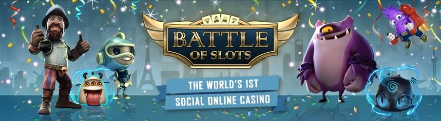 Succén med tusentals kronor: Har du provat Battle of Slots?