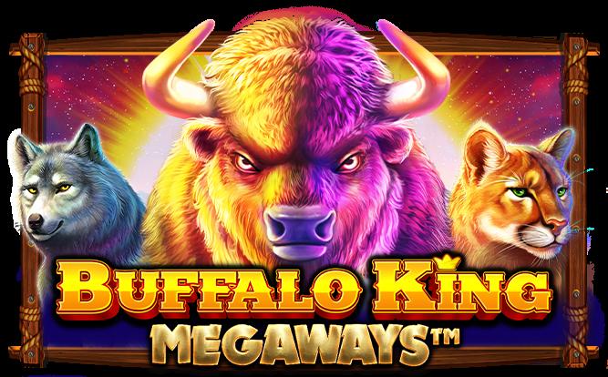 Slotsnytt: Pragmatic Play bjuder på uppdaterad Buffalo King