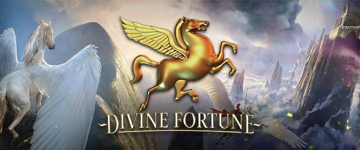 NetEnt lanserat nytt jackpottspel – Divine Fortune