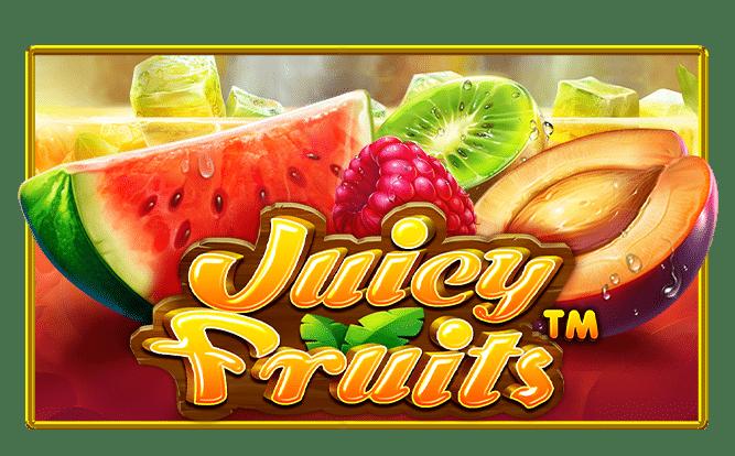 Slotsnytt: blanda ihop en fruktsallad i nya Juicy Fruits