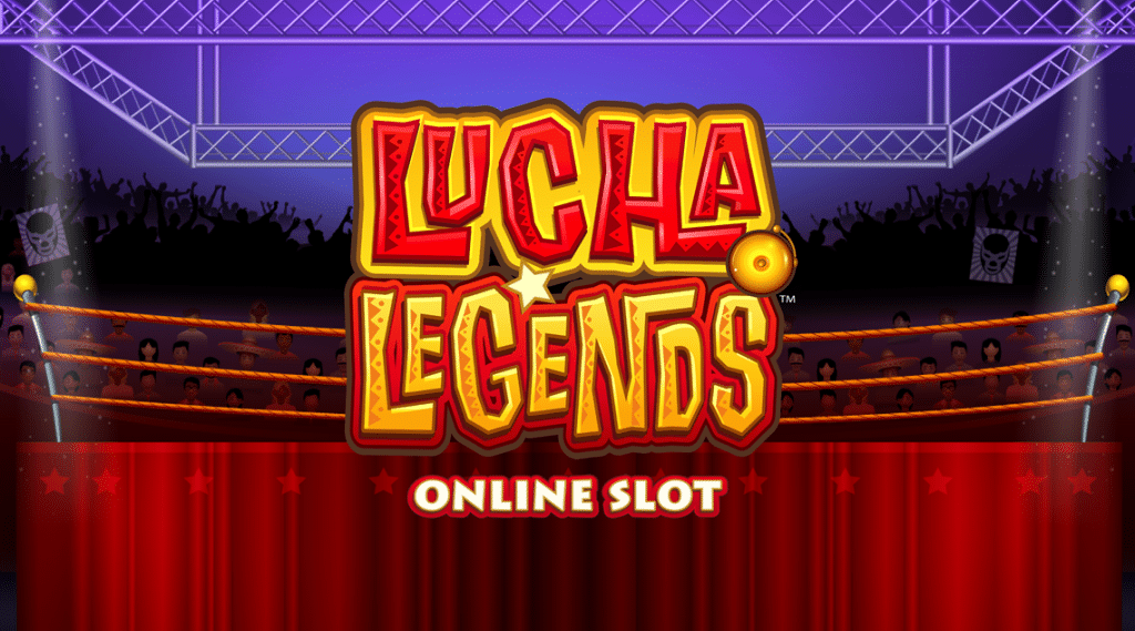 Lucha Legends, Microgaming