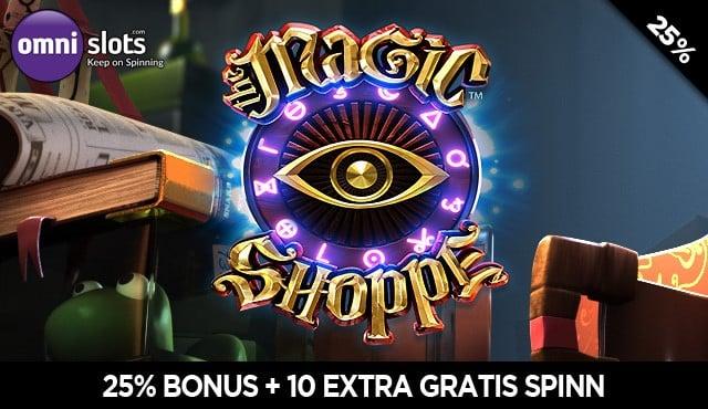 Månadens Casinotips - Helgbonus