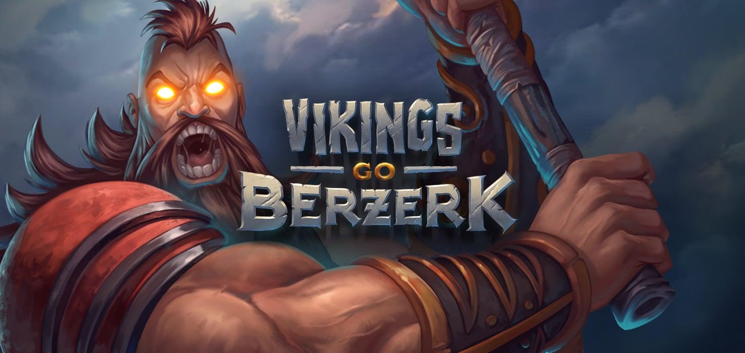 Spelsläpp från Yggdrasil: Vikings Go Berzerk