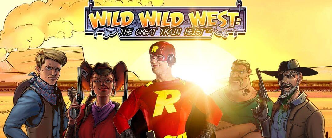 Tillfällig kampanj: Go Wild med en massa free spins på Rizk