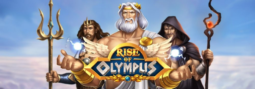 Rise of Olympus, Play'N GO