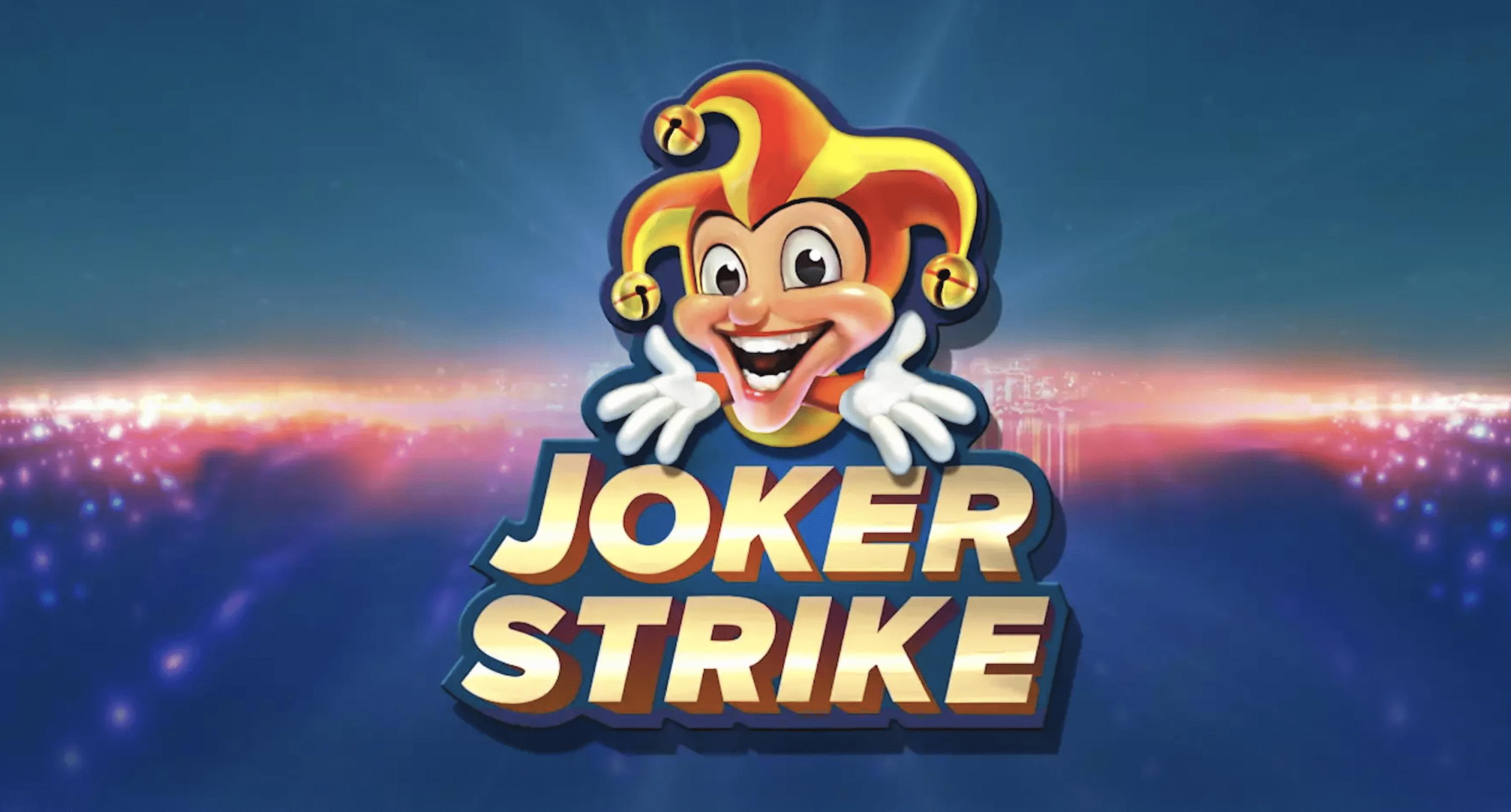 Joker Strike, från Quickspin
