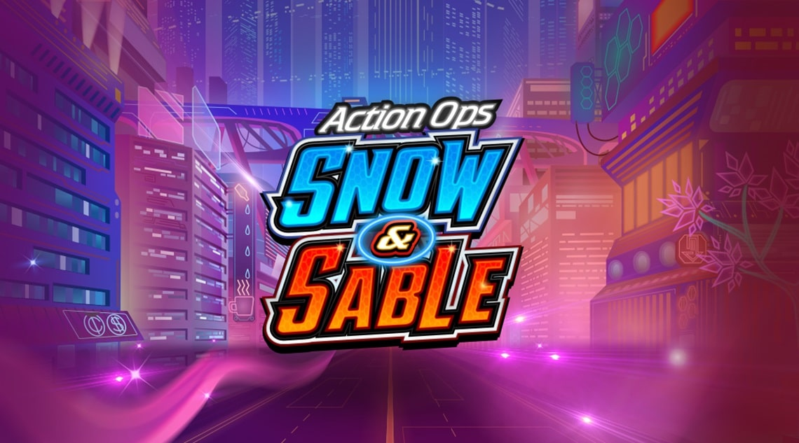 Action Ops: Snow & Sable, Microgaming