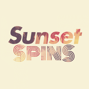 SunsetSpins Logo Square
