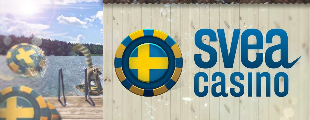 Nu även med ett stort välkomstpaket: Har du provat SveaCasino?