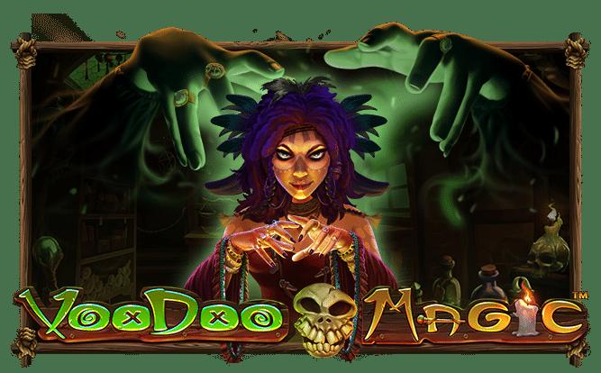 Slotsnytt: Möt en galen häxa i Voodoo Magic