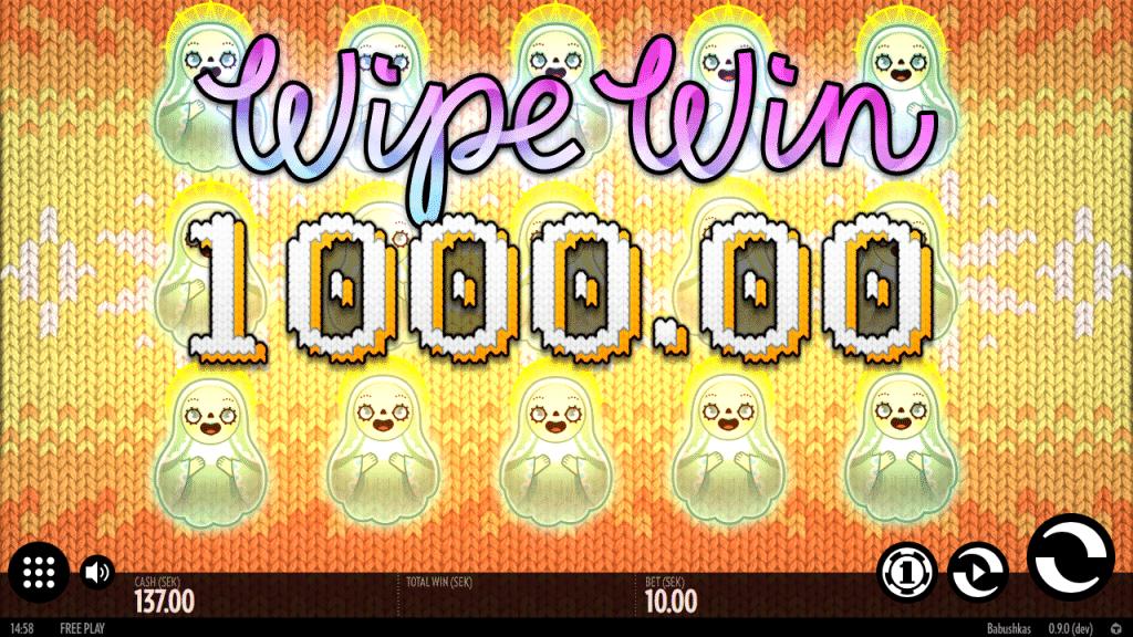 Wipe Win