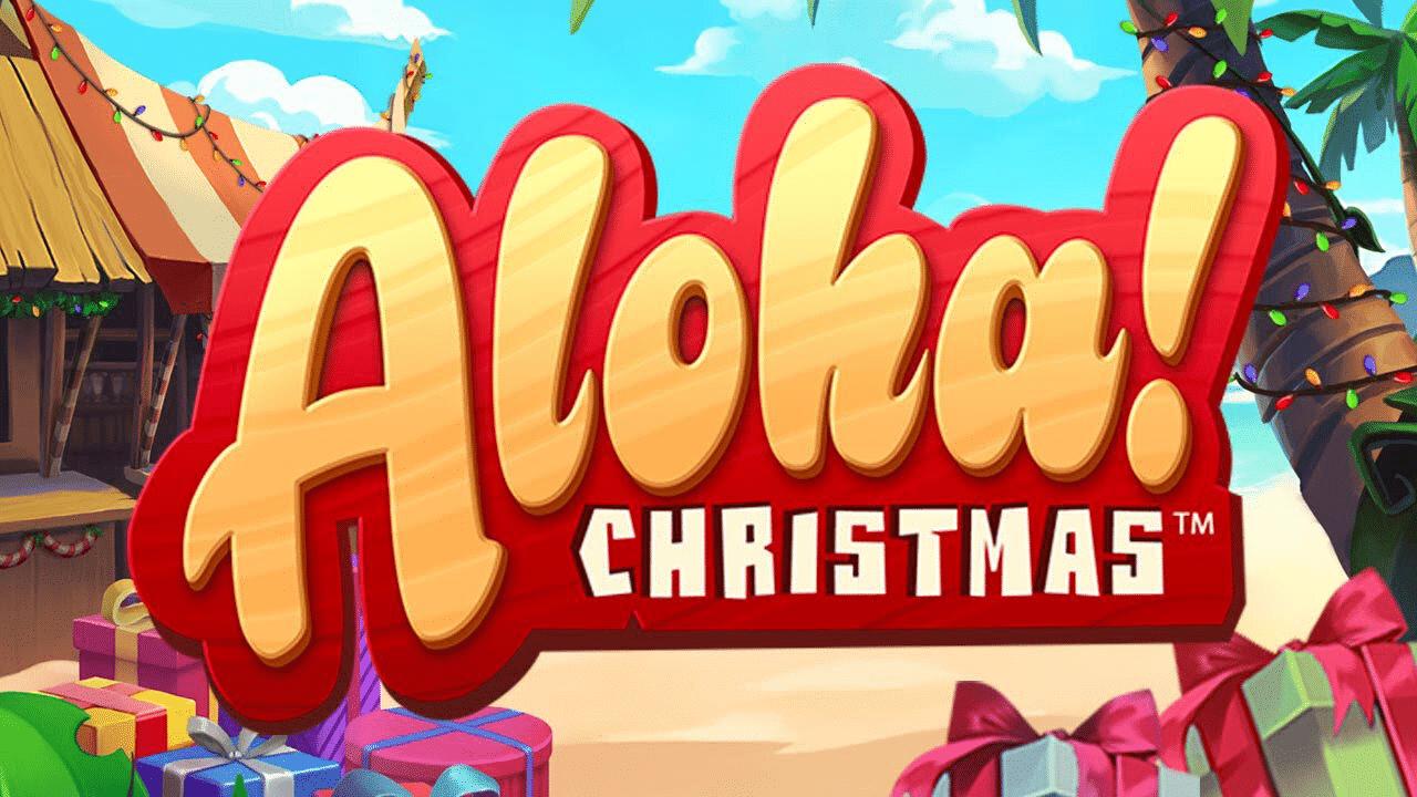 Slotsnytt: Fira julen utomlands i nya Aloha! Christmas