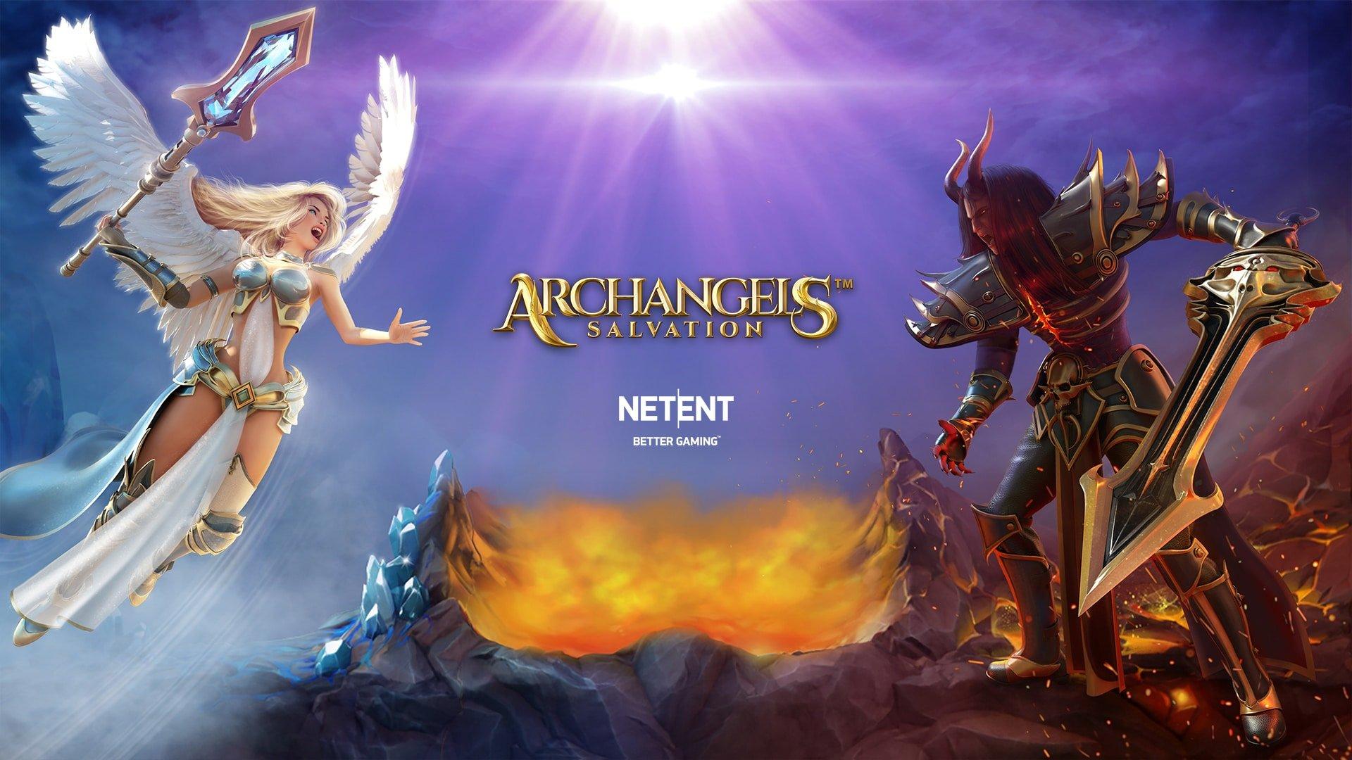 Archangels: Salvation, NetEnt