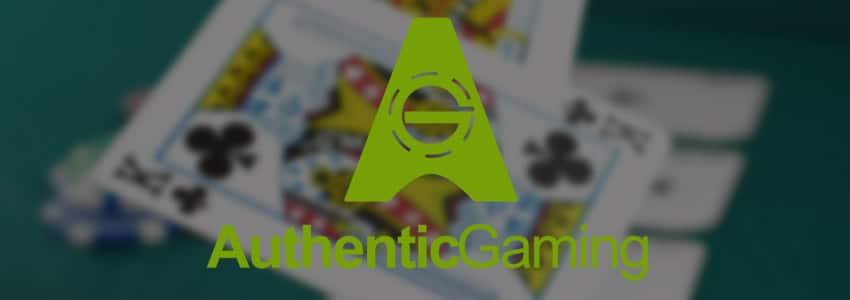 Casinogigant tar in livespel från ny leverantör