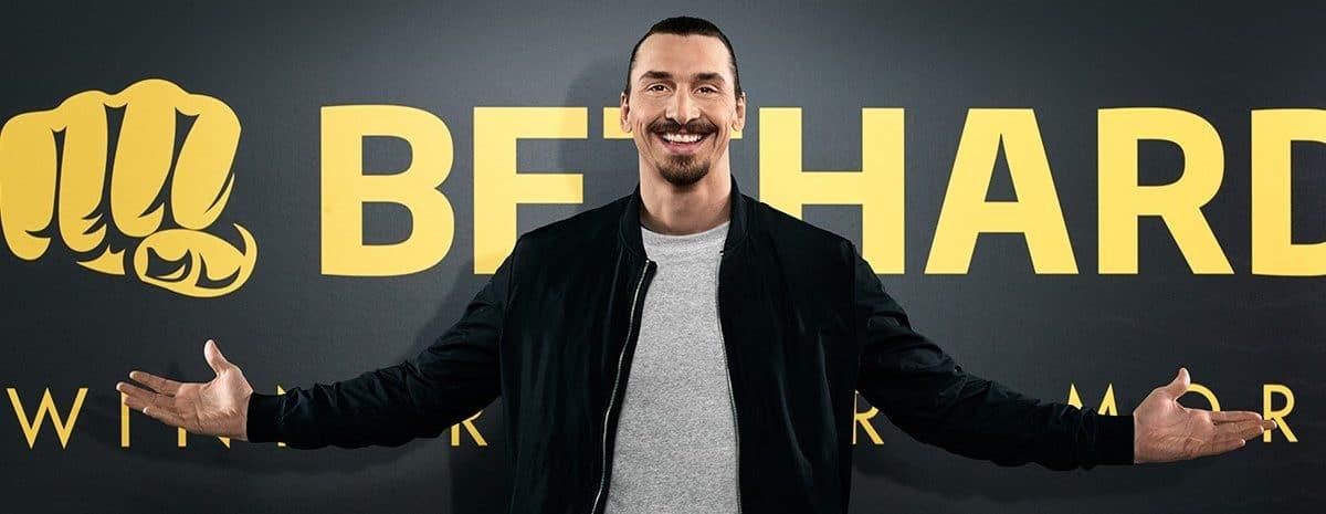 Zlatan går in som delägare i Bethard – se första reklamfilmen här