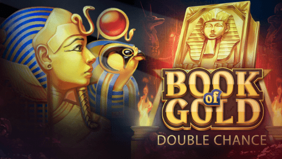 Book of Gold: Double Chance, Playson