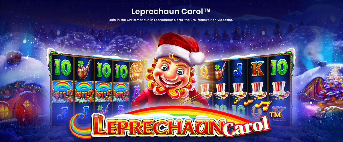 Leprechaun Carol, Pragmatic Play