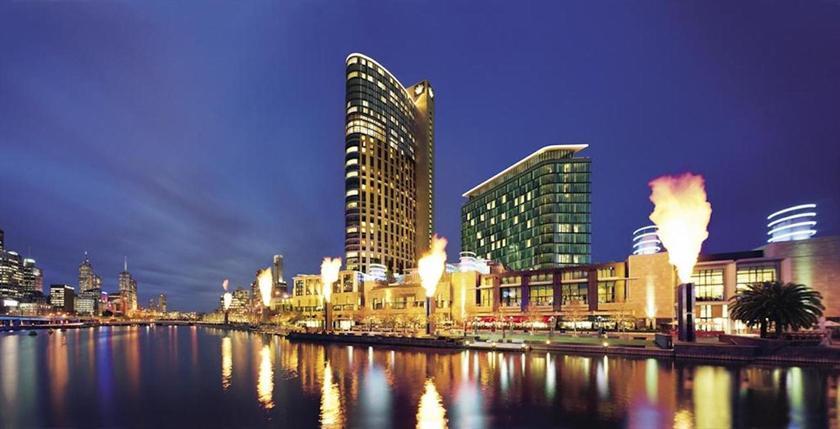 Res till Australien och testa lyckan på Crown Casino