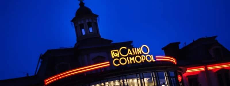 Coronautbrottet stänger landbaserat casino