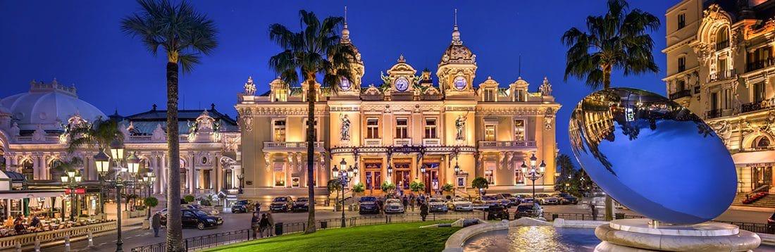 Riktig lyx i Monaco