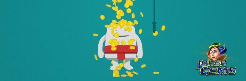 Svensk storvinst med en insats på 4kr i jokerspelet