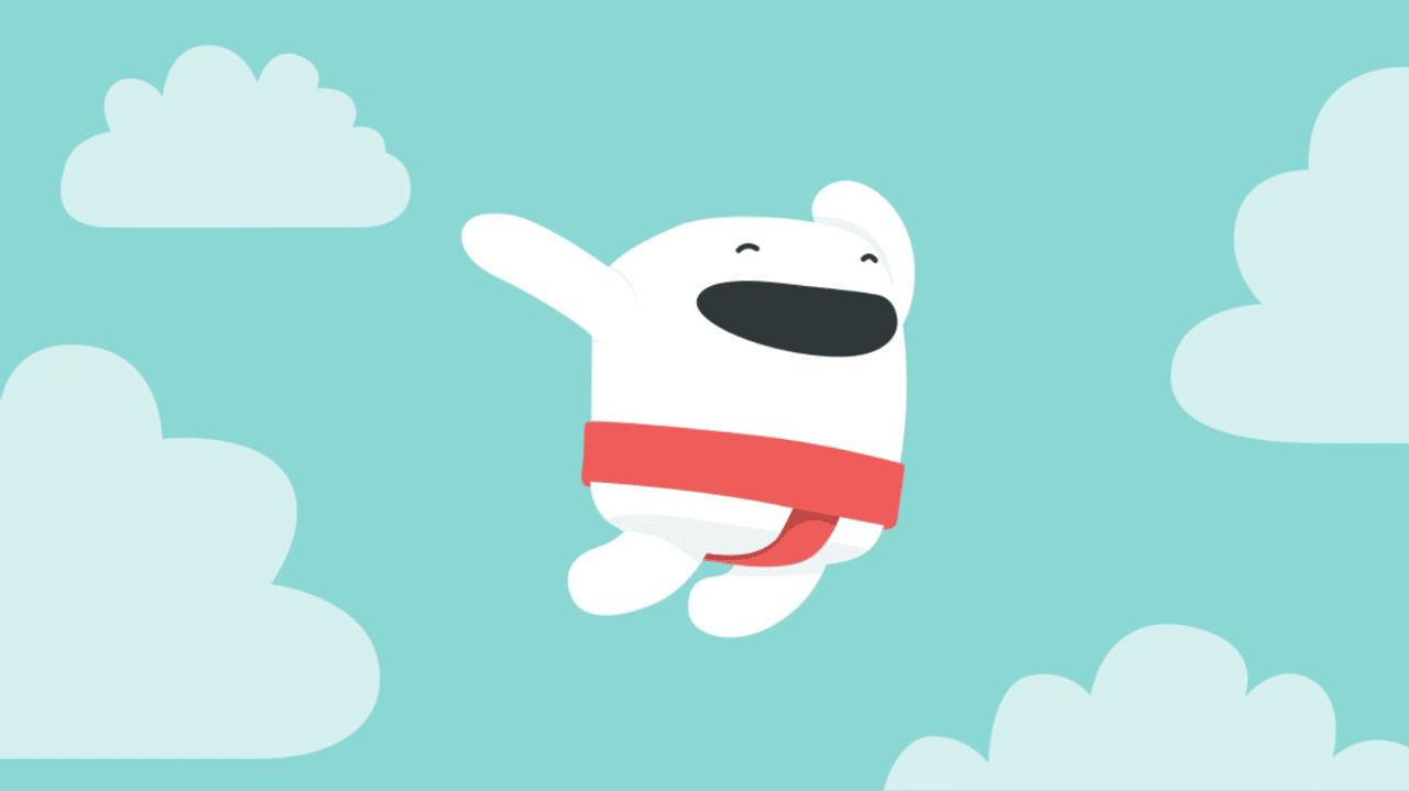 Få en flygande start på veckan med gratissnurr