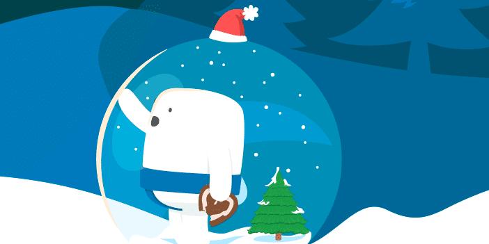 Julveckan är inte över – gratissnurr kommer lastat
