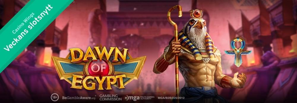 Veckans slotsnytt: Egyptisk mytologi, tidsresor & spökslott