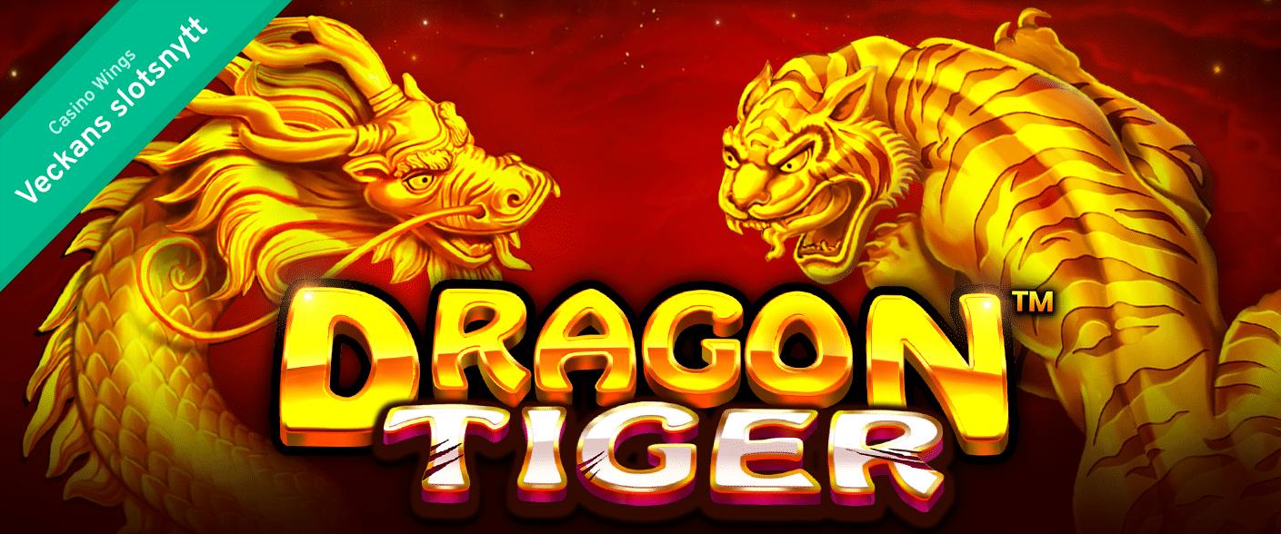 Slotsnytt: Det går undan med Dragon Tiger från Pragmatic
