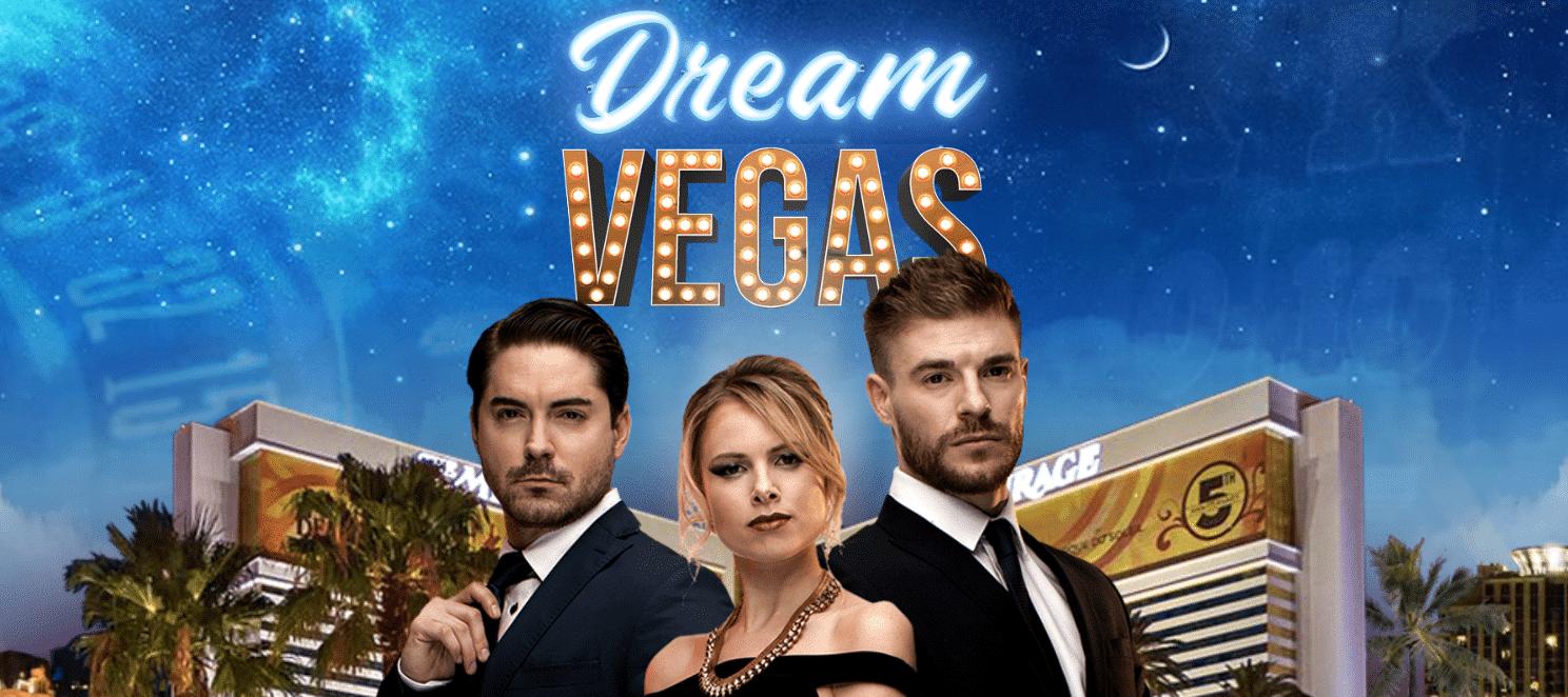 Dröm stort med helt nya Dream Vegas