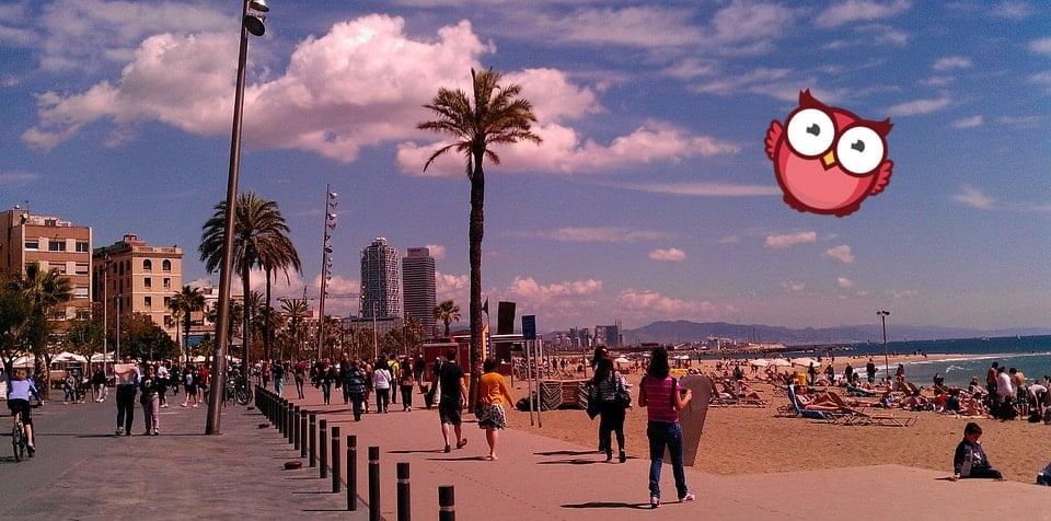 Vinn en resa till Barcelona nu i maj