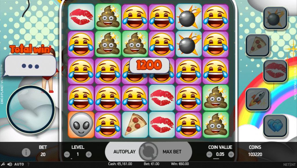 Emoji Planet Casino SuperWin
