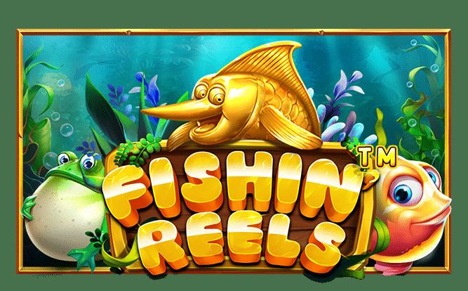 Slotsnytt: Prova fiskelyckan i nya Fishin' Reels