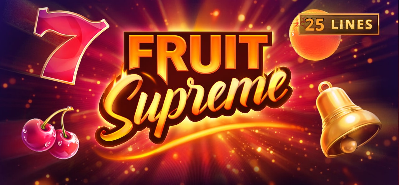 Fruit Supreme 25 Lines