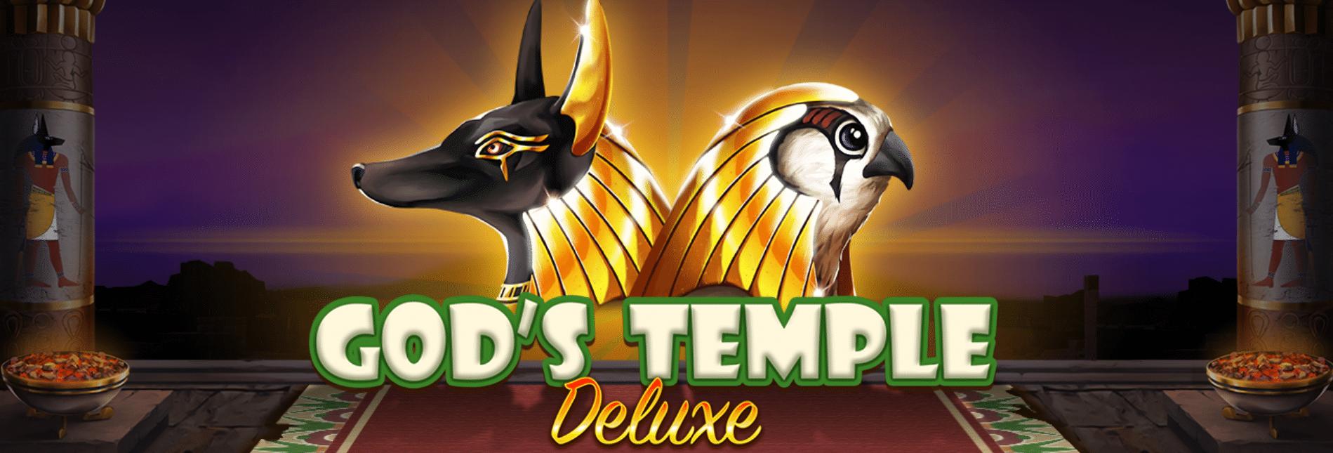 Gods Temple Deluxe, Booongo