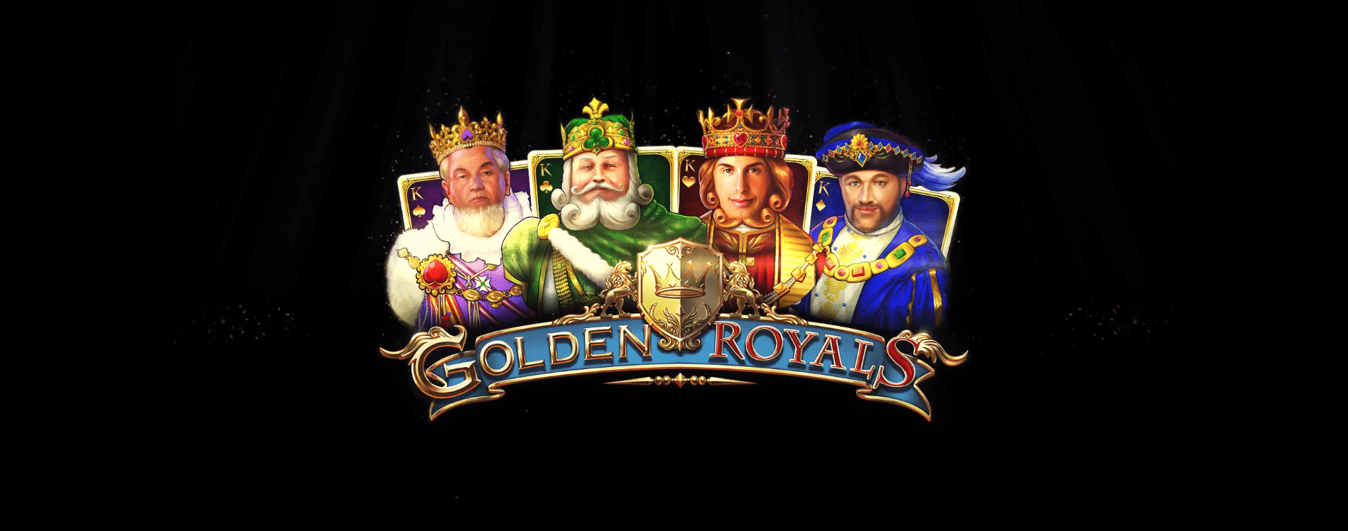 Golden Royals, Booming Games