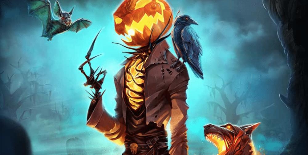 Sex kusliga slots till Halloween 2018