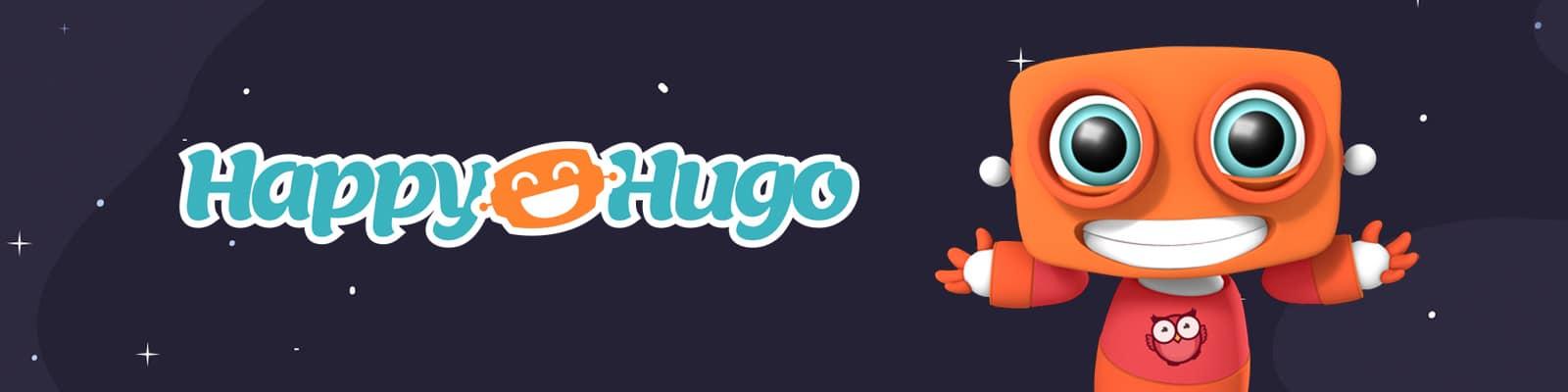 Dags för fest: Happy Hugo lanseras i Sverige