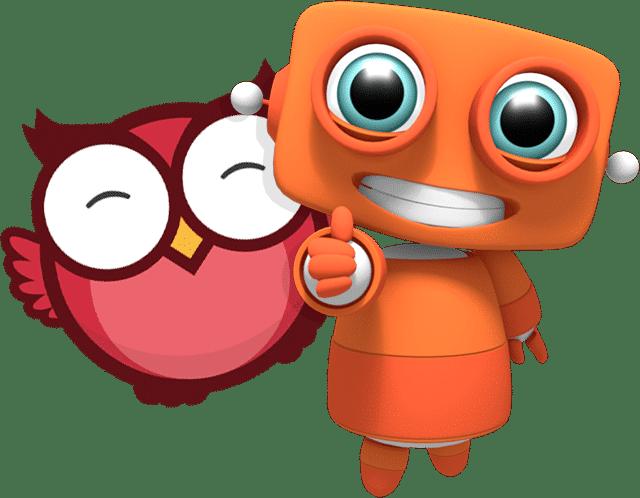 HappyHugo och Owlie