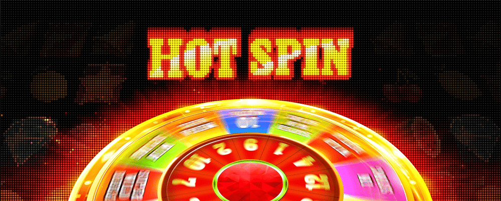 Hot Spin, iSoftBet