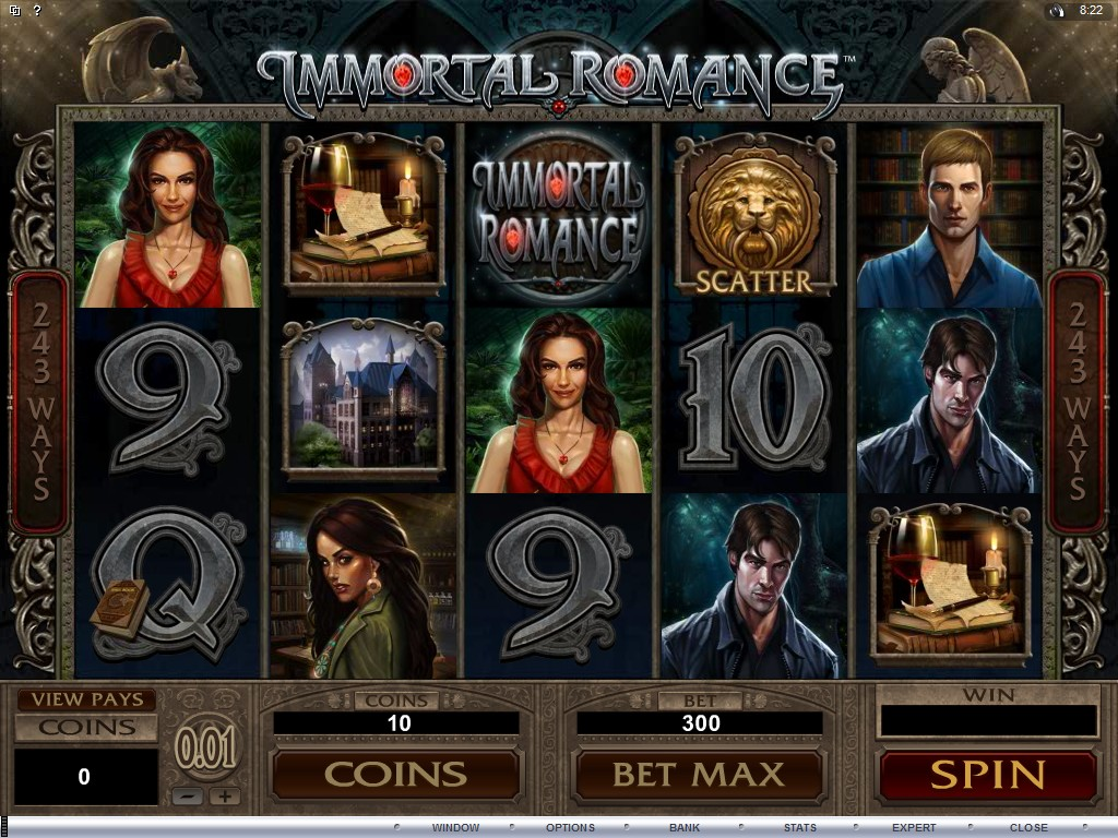 Delta i slotsturnering med romantiska spelautomater