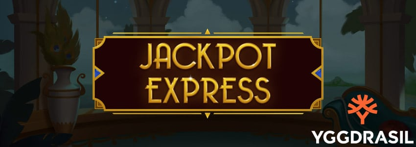 Spela casino på en flodbåt i ny jackpottslot