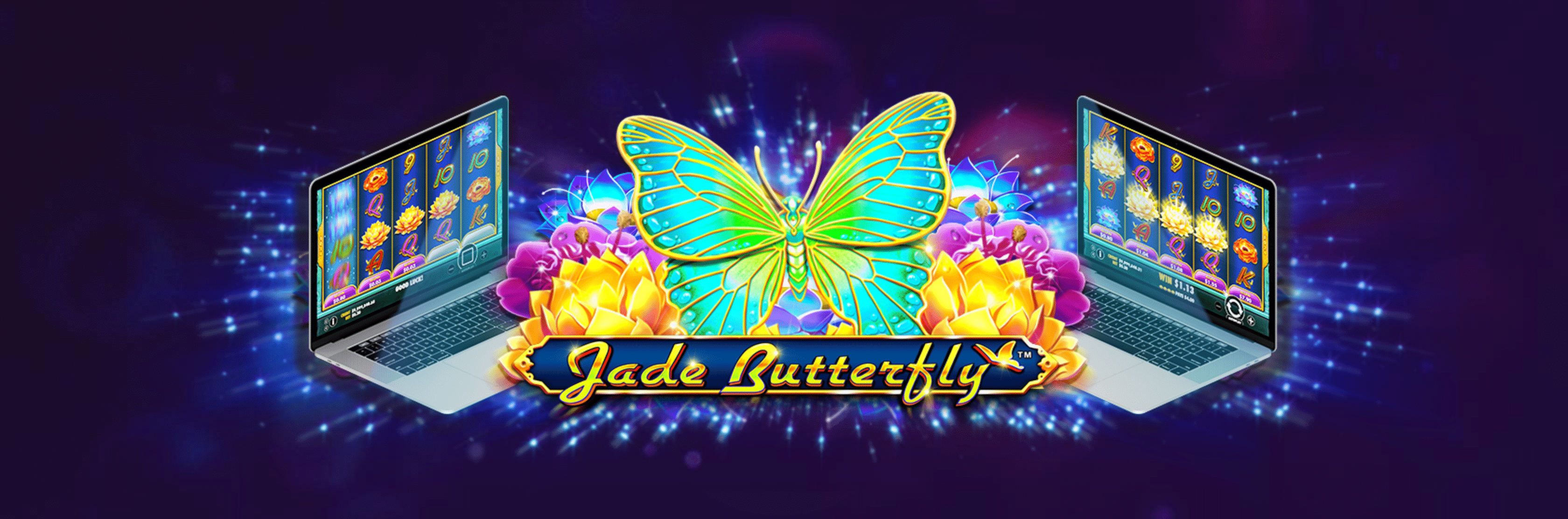Jade Butterfly från Pragmatic Play