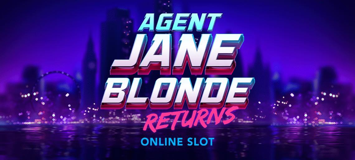 Agent Jane Blonde Returns, Microgaming