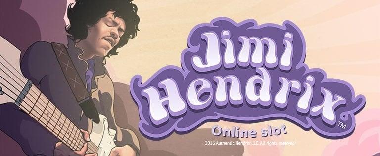 Imorgon lanseras Jimi Hendrix – så här får du 30 gratissnurr samma dag