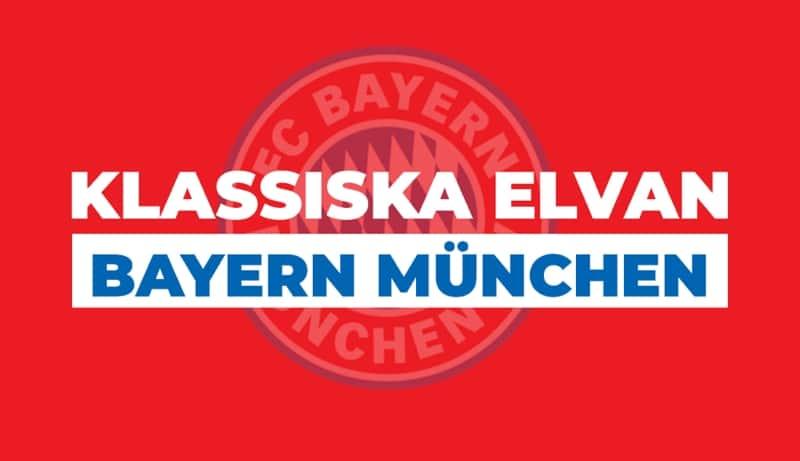 Klassiska elvan: FC Bayern München